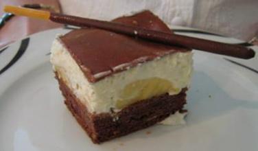 Rezept Bananen Schoko Torte Für Anfänger
